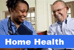 Licensed or otherwise qualified medical professionals to give treatment in your home
