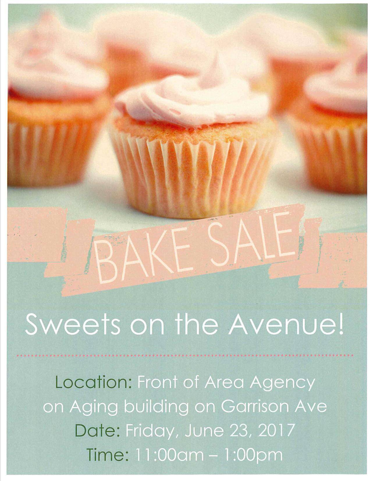 bake sale flyers free flyer designs - HD 1275×1650